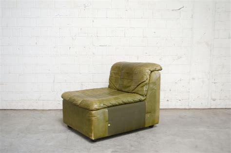 modulares vintage patchwork sofa set von dreipunkt