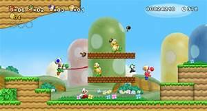 Game Cheats New Super Mario Bros Wii Unlockable Levels