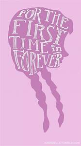 For the First Time In Forever--Anna | FROZEN | Pinterest