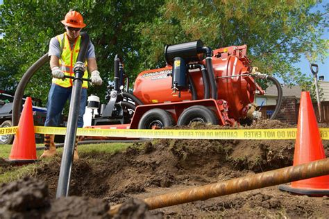 vacuum excavation excavation vacuum excavation ditch witch midwest
