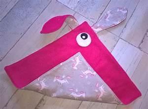 Doudou Licorne Bebe : doudou licorne cyclope accessoires bebe par douxchaton ~ Teatrodelosmanantiales.com Idées de Décoration