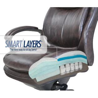 serta smart layers commercial series 300 executive chair