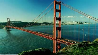Francisco San Bridge Wallpapers Wallpapersafari Landscape Desktop