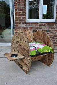 fauteuil touret instructions de montage do it yourself With comment amenager un jardin 5 1001 idees que faire avec un touret des inspirations recup