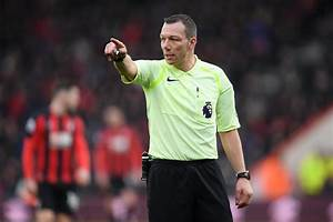 Match officials appointed for Matchweek 25