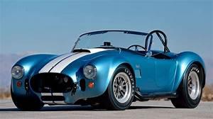 Four original Shelby Cobras head to auction