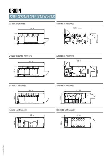 vente de bureaux les gammes de solutions modulaires par algeco