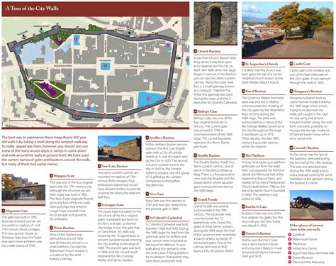 derry walls map