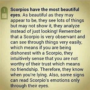 Scorpio traits   scorpio   Pinterest
