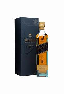 johnnie walker blue label engraved from pompei baskets With blue label engraved