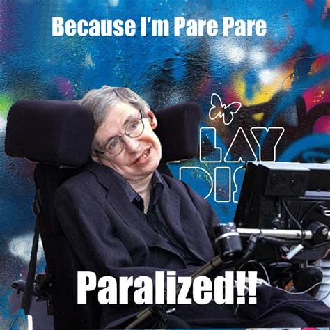 Stephen Hawking Meme - fesh pince of blair know your meme memes