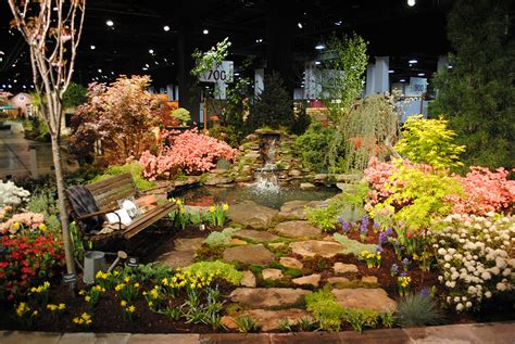 a look at the 2017 boston flower garden show