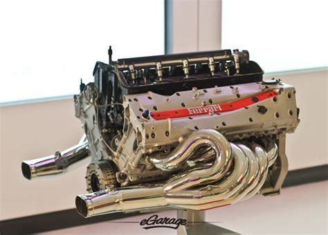 The engine was designed to last a full weekend in accordance with the fia's technical regulations for the season. Motor Monday Ferrari F1 Engines