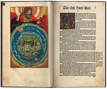 Luther Bible 1534 Martin Taschen German Woodcut