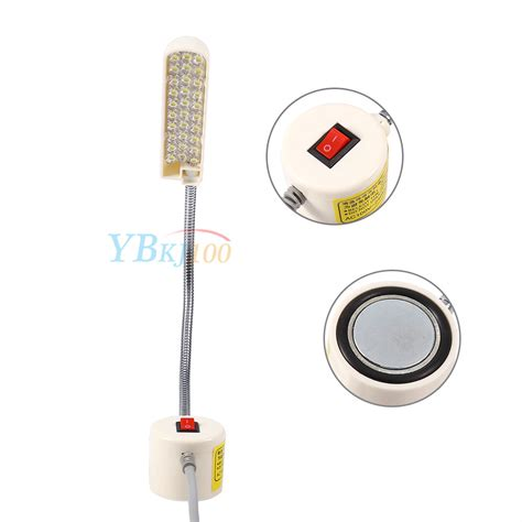 magnetic switch for led lighting ac 110v 220v 1w 30 led light l sewing machine magnetic