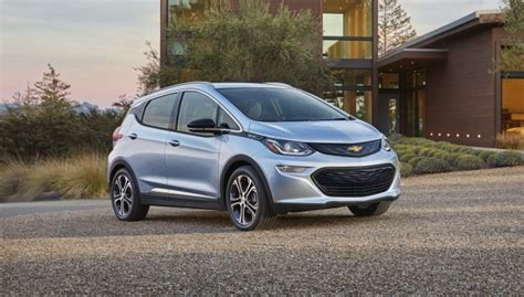 2017 New Electric Cars by Four New Or Updated Electric Cars Coming For 2017