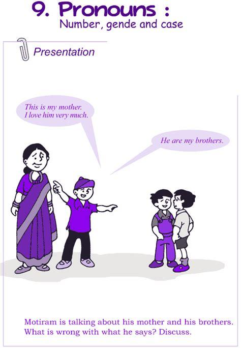grade 4 grammar lesson 9 pronouns number gender and