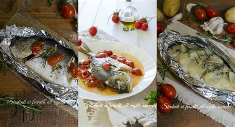 Come Cucinare L Orata Al Forno by Cucinare L Orata 3 Idee Al Forno Al Cartoccio In