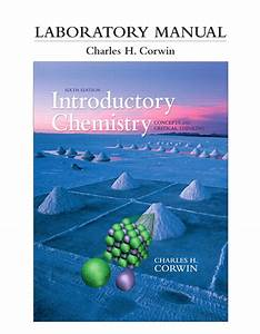 Corwin  Laboratory Manual For Introductory Chemistry