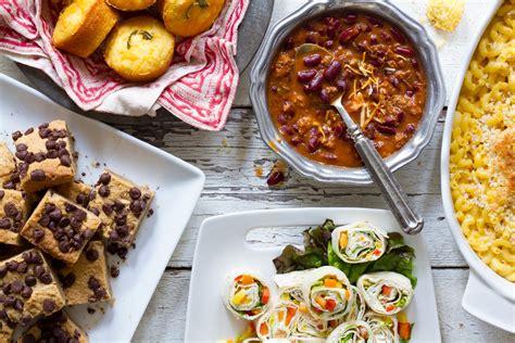 lm cuisine top 5 potluck dishes evite