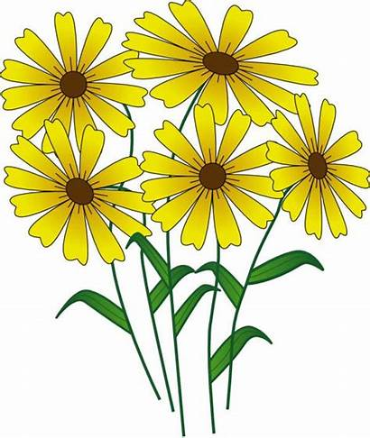Flowers Bunch Clipart Clipartmag