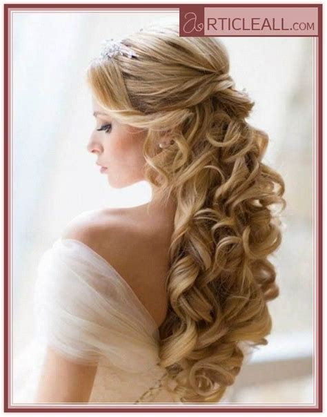 wedding hairstyles for long hair with curls google