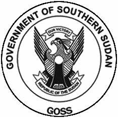 Coat of arms of South Sudan
