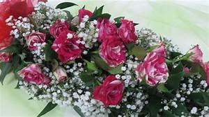 Floristik Gestecke Selber Machen : floristik anleitung blumengirlande binden deko ideen mit flora shop youtube ~ Watch28wear.com Haus und Dekorationen