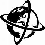 Globe Internationale International Symbool Symbol Icons Turismo