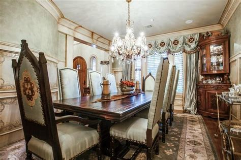 photo of dfw crown moulding dining room furniture frisco tx