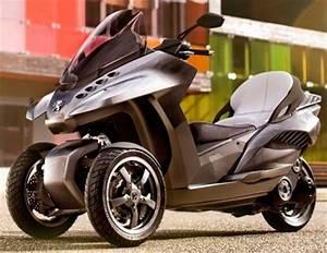 Bmw 3 Roues : peugeot pourrait lancer un conccurent du mp3 piaggio scooter stan dam ont un avis sur tout ~ Melissatoandfro.com Idées de Décoration