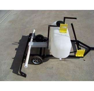 driveway pull  sealing machine  sale asphalt sealcoating direct