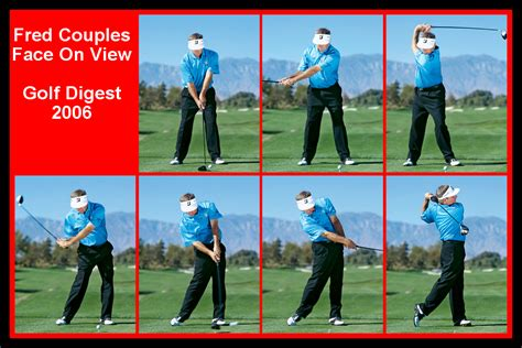 Fred Couples Swing - Focus Golf Group