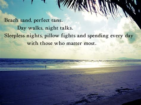Quotes And Sayings About Beaches. Quotesgram