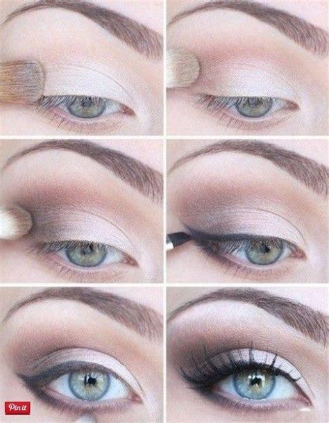 natural glamorous wedding makeup    easily