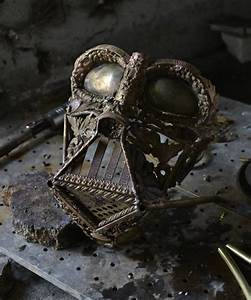 Objets Récupérés Et Transformés : scluptures d 39 objets en metal transformes ~ Melissatoandfro.com Idées de Décoration
