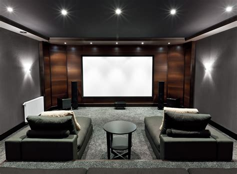 21 Incredible Home Theater Design Ideas & Decor (pictures. Kitchen Design Island Or Peninsula. Appliances For Small Apartment Kitchens. Modern White Kitchen. White Kitchens. Modern Kitchen Wallpaper Ideas. Kitchen Furniture Design Ideas. Homemade Play Kitchen Ideas. White Tile Floor Kitchen