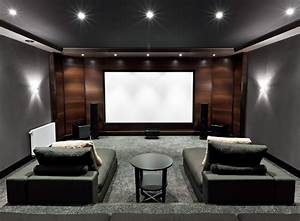 21 incredible home theater design ideas decor pictures With design your stylish home with movie room ideas