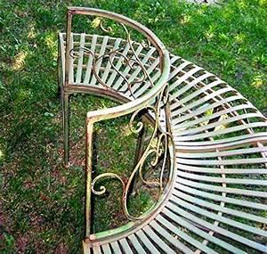 Serendippity 1  2 Round Tree Bench  Plant Stand 30 5 High