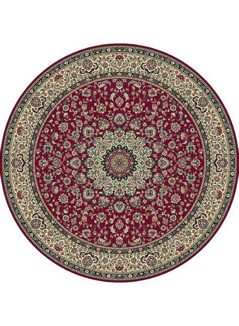 tapis  kazbah rond  bordeaux de la collection unamourdetapis