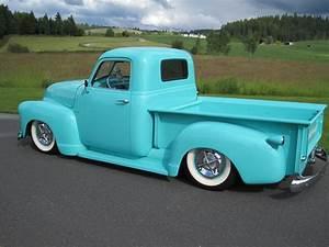 1950 Chevrolet Short Box Pickup