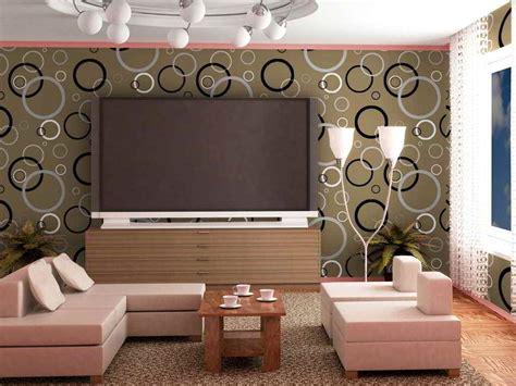 wallpaper livingroom modern living room wallpaper ideas room design ideas