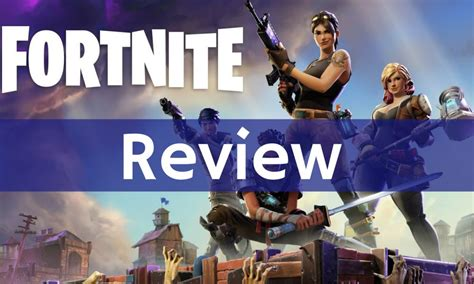 review fortnite early access ps pure playstation