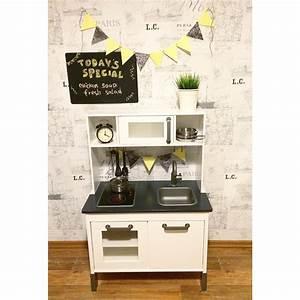 Ikea Duktig Hack : ikea duktig hack pinterest black counters playrooms and kids play corner ~ Eleganceandgraceweddings.com Haus und Dekorationen