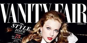 Taylor Swift39s Vanity Fair Cover Star Talks Apple And