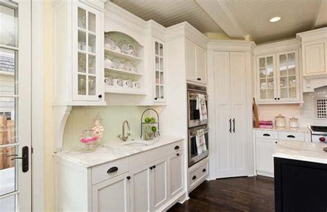 elegant white kitchen cabinets 20 smart white kitchen pantry cabinets rilane