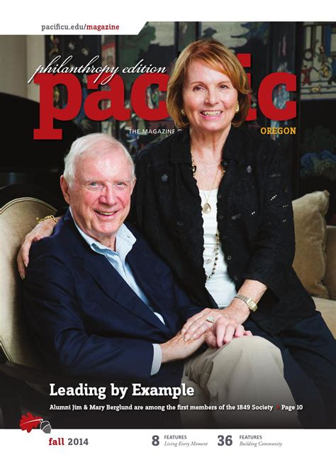 Pacific magazine | Philanthropy Edition, Fall 2014 by ...