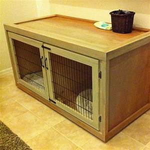 Wooden Dog Crates - WoodWorking Projects & Plans