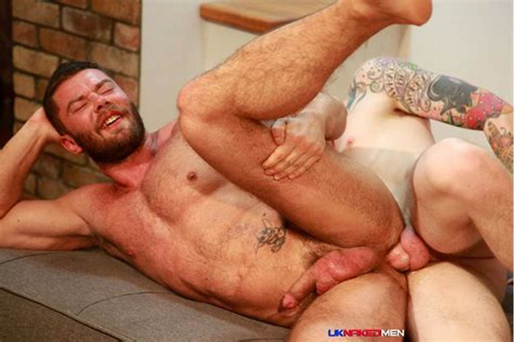 #Hairy #Muscle #Hunk #Gets #Fucked #By #A #Scottish #Guy #With #A #Big