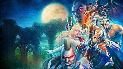 Tekken Wallpapers Revolution Lili Background Lars Kazama